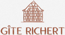 Logo gite rural richert