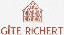 Logo gite rural richert